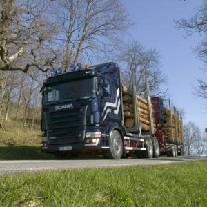 Комплектный сортиментовоз Scania R500 CB6x4EHZ