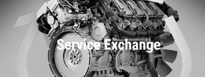 Программа обмена запчастей Service Exchange