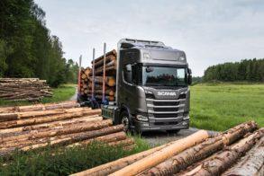 Scania представляет новый модельный ряд грузовых автомобилей