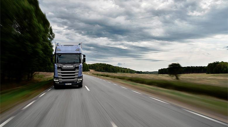 Scania S 500 одержала победу в европейском тесте «1000 Point Test»