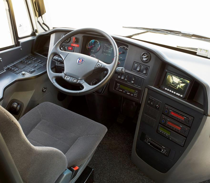 АВТОБУС SCANIA K400 IB 4X2 TOURING HD