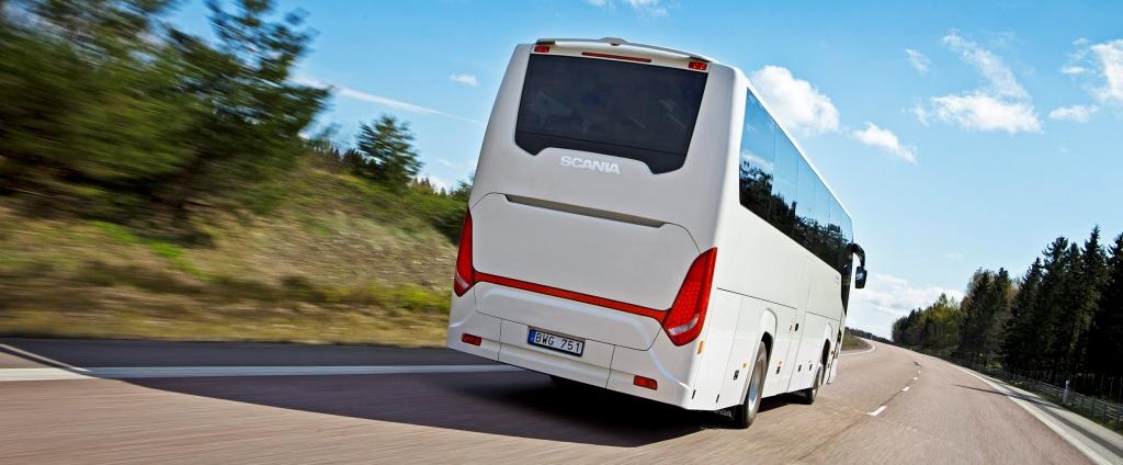 АВТОБУС SCANIA K400 IB 4X2 TOURING HD