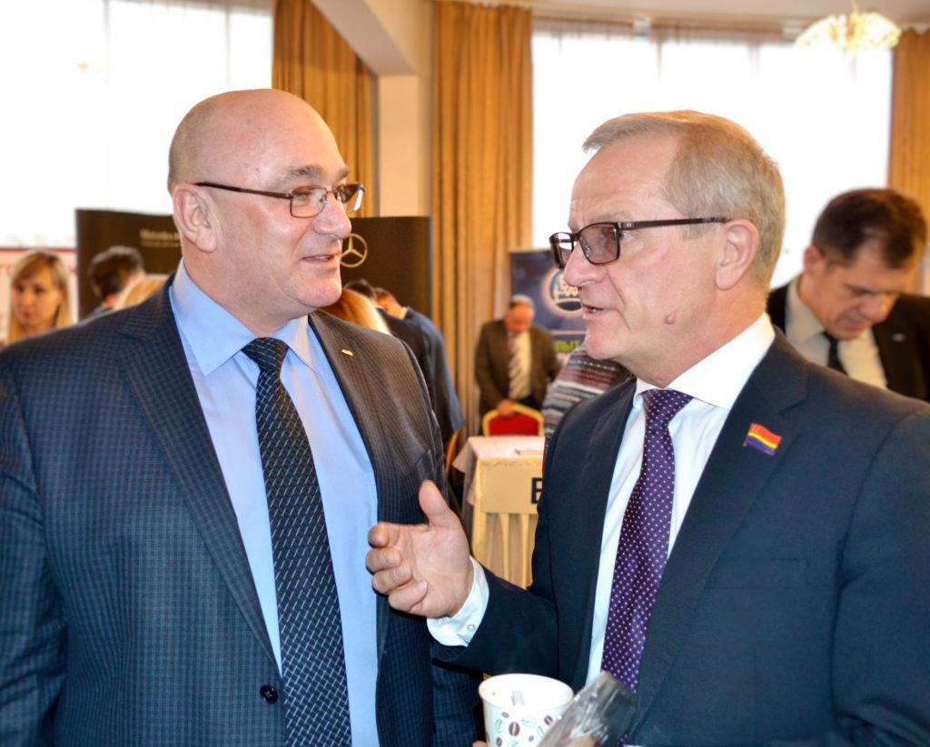 Региональная конференция АСМАП «Международные автомобильные перевозки в Калининградской области»