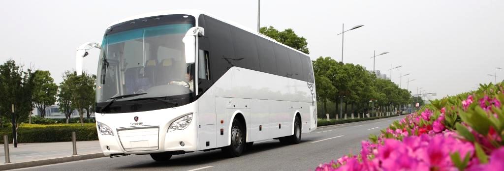 Междугородный автобус SCANIA–A80  K400 IB 4X2