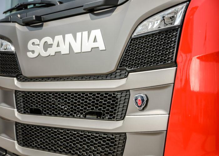 Новое поколение Scania, доступно для заказа