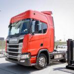 Презентация нового поколения Scania!