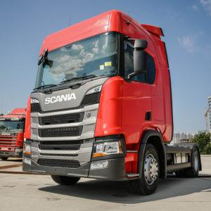 Седельный тягач нового поколения R 440 A4x2NA