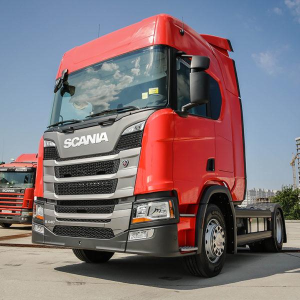 Седельный тягач нового поколения R 440 A4x2NA в наличии