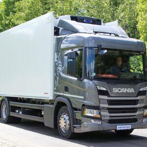 Развозной автомобиль Scania P280 B4x2NA