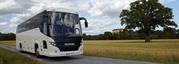 Междугородний автобус SCANIA K400 IB 4X2 TOURING HD