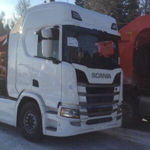Седельный тягач Scania нового поколения